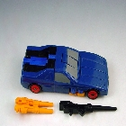 Transformers G1 - Punch/Counterpunch - Loose - 100% Complete