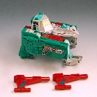 Transformers G1 - Quickswitch - Loose - 100% Complete