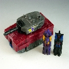 Transformers G1 - Targetmasters - Quake - Loose - 100% Complete