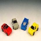 Transformers G1 - RaceCar Patrol - Loose - 100% Complete