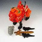 Transformers G1  - Rampage - Predacon - Loose - 100% Complete