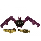 Transformers G1 - Ratbat w/ Gold Weapons - Loose - 100% Complete