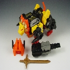 Transformers G1  - Razorclaw - Loose - 100% Complete