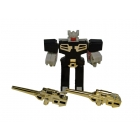 Transformers G1 - Rewind Gold Weapons - Loose - 100% Complete
