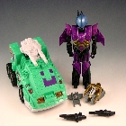 Transformers G1 - Roadblock - Loose - Missing plow