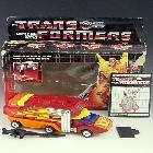 Transformers G1 - Rodimus Prime - MIB - Near Complete