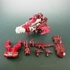 Transformers G1  - Scattershot - Loose - 100% Complete