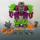 Transformers G1 - Scorponok - Loose - 100% Complete - Broken Zarak