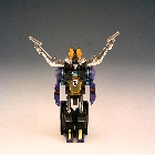 Transformers G1 - Shrapnel - Loose - No Gamma Ray Detonator