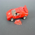 Transformers G1 - Sideswipe - Loose - As Shown