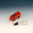 Transformers G1 - Sideswipe - Loose - Missing Laser gun