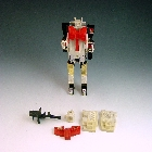 Transformers G1 - Silverbolt - Loose - As Shown