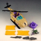 Transformers G1 - Skyhopper - Loose - 100% Complete