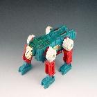 Transformers G1 - Sky Lynx - Loose - As Shown
