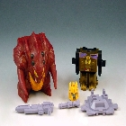 Transformers G1 - Slog - Loose - 100% Complete