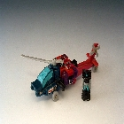 Transformers G1 - Spinister - Loose - As Is