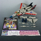 Transformers G1  - Starscream - Loose - 100% Complete
