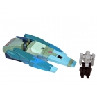 Transformers G1 - Targetmaster Blurr - Loose - 100% Complete