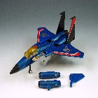 Transformers G1 - Thundercracker - Loose - As Is