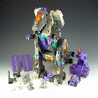 Transformers G1  - Trypticon - Loose - 100% Complete