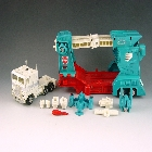 Transformers G1 - Ultra Magnus - Plastic Wheeled Variant - Loose