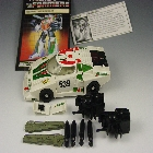 Transformers G1  - Wheeljack - Loose - 100% Complete