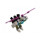 Transformers G1 - Wingspan - Loose - Missing weapons