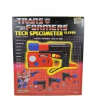 Transformers G1 - Tech Specometer Eleven - MIB - 100% Complete