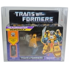 Transformers G1 - Weirdwolf - Qualified AFA  80