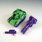 Transformers G2 - Brawl - Loose - 100% Complete
