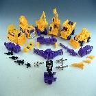 Transformers G2 - Devastator - Loose - 100% Complete