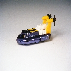 Transformers G2 - Seaspray - Purple Version - Loose - 100% Complete