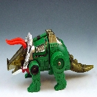 Transformers G2 - Slag (green) - Loose - As Is