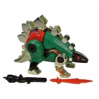 Transformers G2 - Snarl Green Version - Loose - 100% Complete