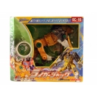Galaxy Force - GC-16 Ligerjack/Leobreaker - MISB