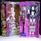 Galaxy Force - GC-23 Megalo Convoy - MIB - 100% Complete