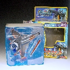 Galaxy Force - GD-02 Thundercracker - MIB - 100% Complete
