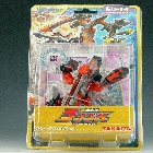 Galaxy Force - GD-13 Red Ramble - MISB