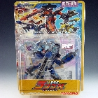 Galaxy Force - GD-13 Blue Rumble - MOSC