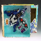 Galaxy Force - GX-02 Soundwave w/ Laserbeak - MIB - 100% Complete