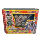 Galaxy Force - GC-03 Korean Vector Prime - MIB - 100% Complete