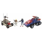 G.I. Joe Exclusive 50th Anniversary Vehicle Pack - Desert Duel