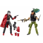 G.I. Joe 50th Anniversary - Versus 2-pack Wave 03 - Hunt For Cobra Commander