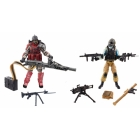 G.I. Joe 50th Anniversary - Versus 2-pack Wave 03 - Troop Build-Up