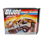 GI Joe - Snow Cat - MIB - 100% Complete