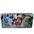 Henkei Classics - Autobot Specialists - Ironhide Hound Mirage - MIB - 100% Complete