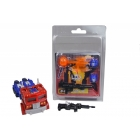 Transformers United - Optimus Prime w/D-01 kit - Loose - 100% Complete