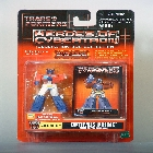 Heroes of Cybertron - Optimus Prime With Communicator
