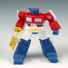 Heroes of Cybertron - Optimus Prime with Plasma Weapon - Loose - 100% Complete
