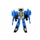 Heroes of Cybertron - Thundercracker - Loose - 100% Complete